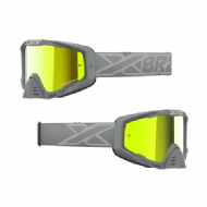 EKS-S 2020 IRIDIUM GOGGLE STEALTH GREY/GOLD